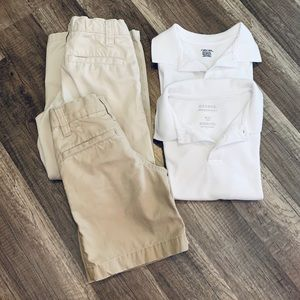 Other - 2 school uniforms. Size 5.